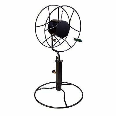 Yard Butler SRPB-360 Free-Standing Hose Reel with Patio Base New