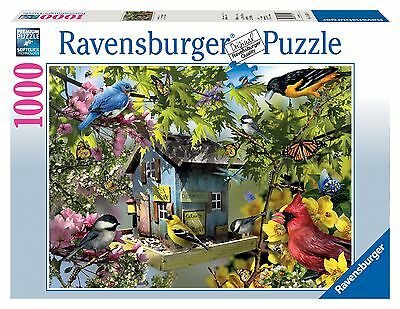 Ravensburger Time for Lunch - 1000 pc Puzzle New