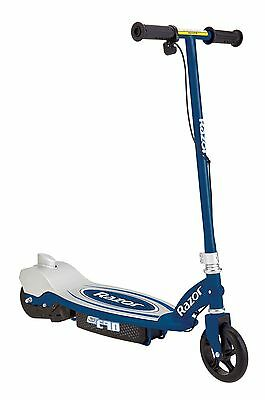 Razor E90 Electric Scooter Blue New