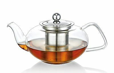 Ian Teapot Glass Tea Pot 1000ml New