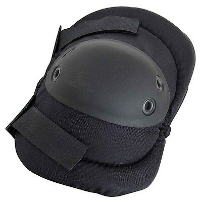 ALTA Tactical  Elbow Pads - Flexible Round Black (53010.00) New