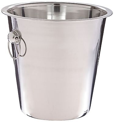 Winco WB-4 4 Quart Wine Bucket New