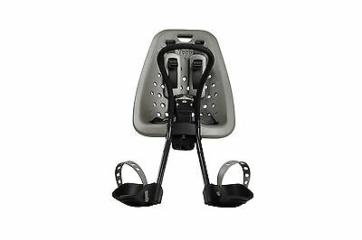 Yepp-GMG Mini Bicycle Child Seat Silver New