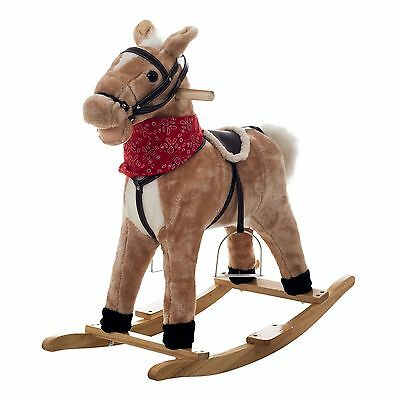 Happy Trails Dusty The Rocking Horse Ride On New