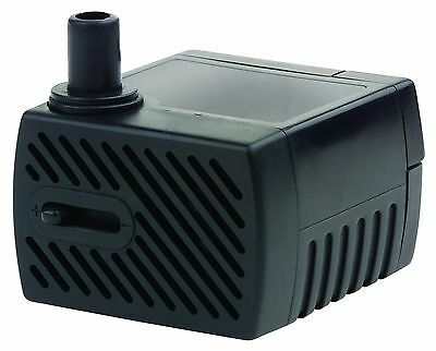 Little Giant 566713 PES-40-PW Statuary fountain pump 40 GPH 3-watts New