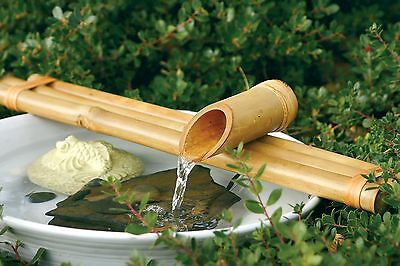 "Bamboo Accents Three-Arm Spout And Pump Kit - 18"" New"