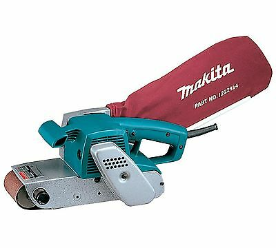 Makita 9924DB 7.8 Amp 3-Inch by 24-Inch Belt Sander with Cloth Dust Bag New