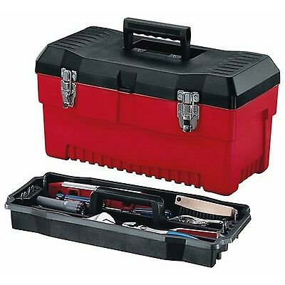 Stack-On PR-19 19-Inch Pro Tool Box (Black/Red) New
