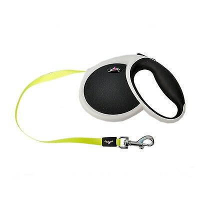 (Heavy Duty) All4pet DL-R80 5 Meters Retractable Belt Dog Leash Large New