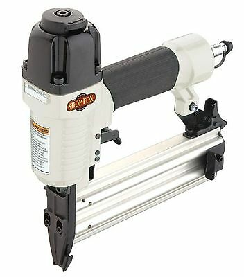 Shop Fox W1774 18-Gauge Brad Nailer Kit New
