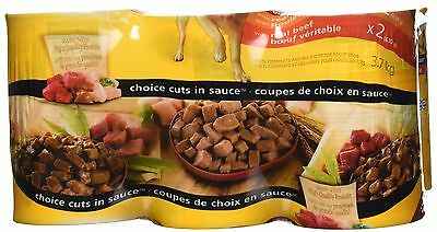 Pedigree Choice Cuts Variety 630g Cans 6 Cans New