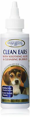 Cardinal Gold Medal Pets Clean Ears 4-Ounce New