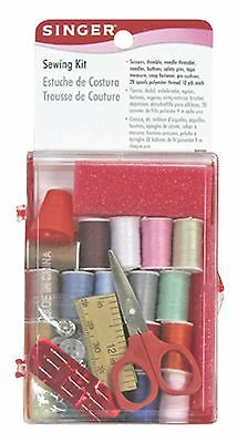Singer Sewing Kit In Storage Box New