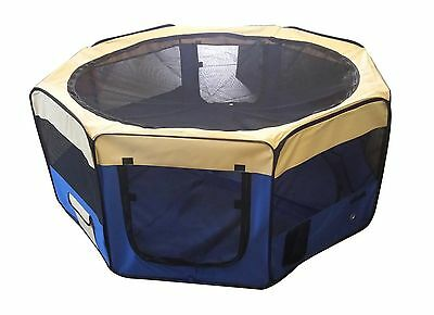 Cool Runners Large 60 x 60 x 30 - Inches Indoor / Outdoor Portable Soft S... New