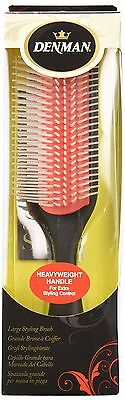 Denman Styling Brush Heavy Weight 9-Row New