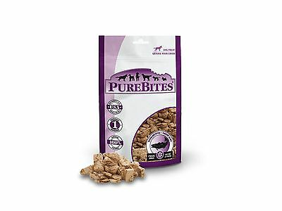 PureBites Ocean Whitefish Dog Treats 7-Ounce 7 Ounce New