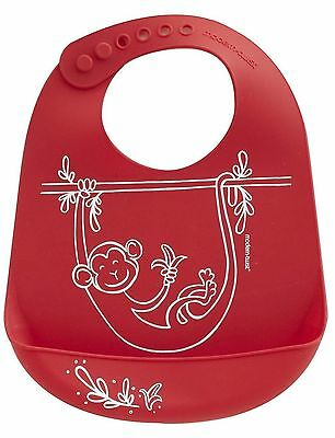 Modern Twist BB09 Bib Monkey Business New