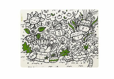 Modern Twist Placemat Garden Play New