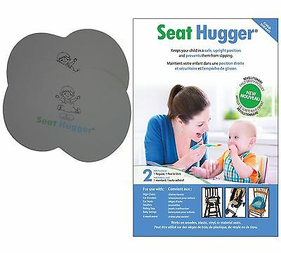 Child Seat Hugger Non Slip Pads for Posture Support & Safety New