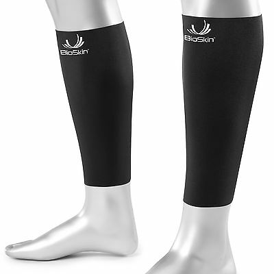Compression Calf Sleeves - Calf Skins - by BioSkin - Pair (M) M New