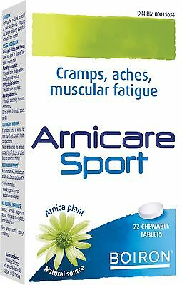Boiron Arnicare Sport 22 Count New