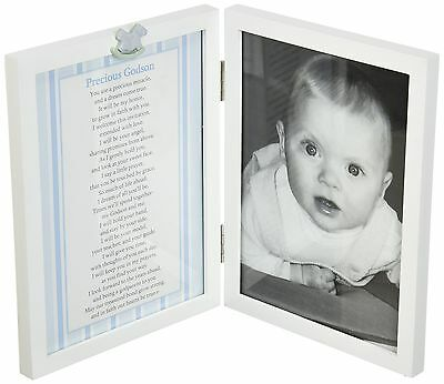 The Grandparent Gift Sweet Something Frame Precious Godson New