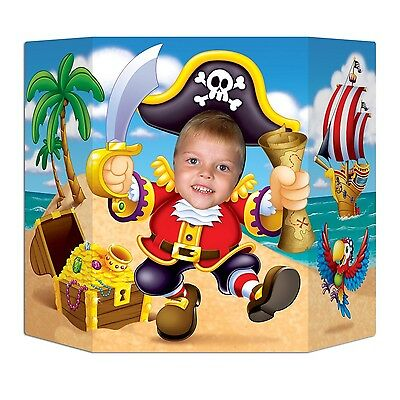 Beistle 57994 Pirate Decorative Photo Prop 3-Feet 1-Inch by 25-Inch New