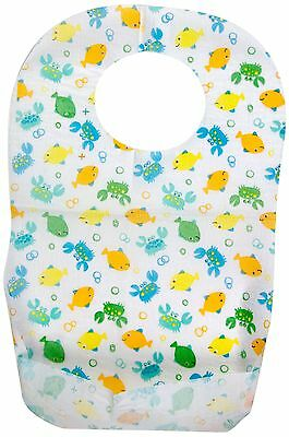 Summer Infant Keep Me Clean Disposable Bibs 20-Count New
