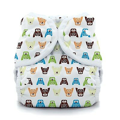 Thirsties Duo Wrap Snap Hoot Size One (6-18 lbs) Size One (6-18 lbs) New