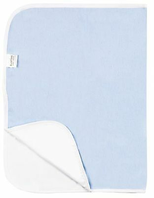 Kushies P210-BLU Deluxe Flannel Change Pad Blue New