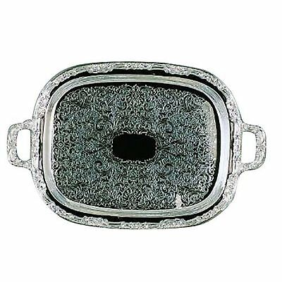 Elegance-89796-22-Inch Footed Tea Tray New