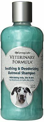 Veterinary Formula Solutions Soothing and Deodorizing Oatmeal Shampoo 22-... New