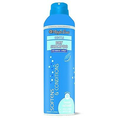 Four Paws 100523159 Magic Coat Gentle Puppy Dry Shampoo 7.4-Ounce New