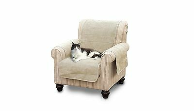 Furhaven Pet Products Home Chair Protector Clay New