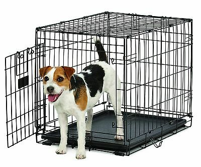 Midwest Homes for Pets Life Stages Ace Dog Crate 24-Inch Single Door New