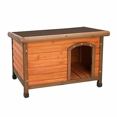 Ware Manufacturing Premium Plus Fir Wood Dog House - Small New