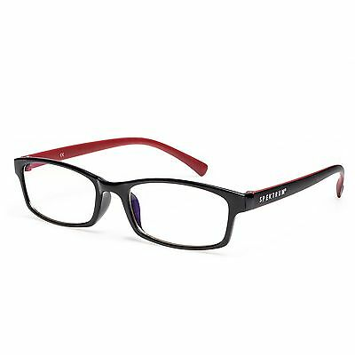 SPEKTRUM - Premium Computer Glasses - Professional - Blue Light and Glare... New