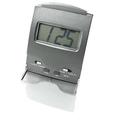 Travelsmart by Conair LCD Travel Alarm Clock 1-Count New