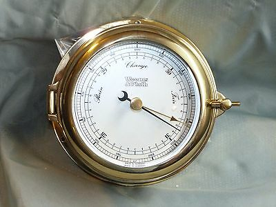 Weems & Plath Ships Barometer Martinique Model 190700
