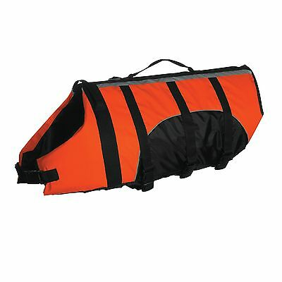 Guardian Gear Aquatic Dog Preserver XX-Large 30-Inch Orange New