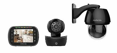 Motorola Scout2360 Indoor/Outdoor Remote Wireless Pet Monitor with 3.5-In... New