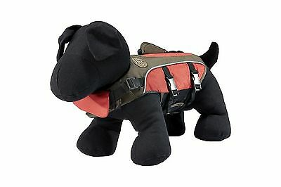 Henry and Clemmies Dog Lifejacket Medium Red m New