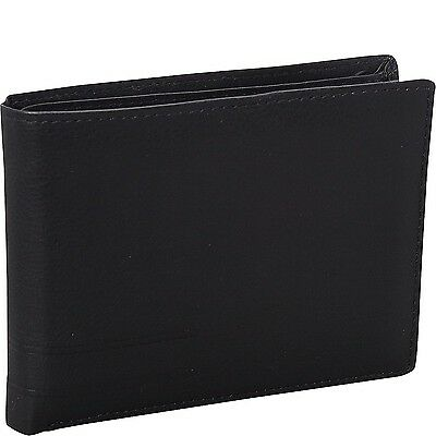 Mancini 10852 Men's Rfid Classic Billfold with Removable Passcase Wallet ... New