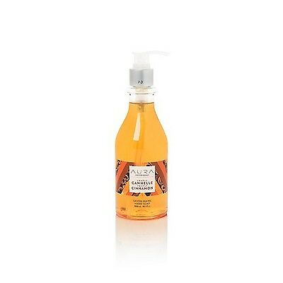 Hand Soap Orange cinnamon Aura 300 ml New