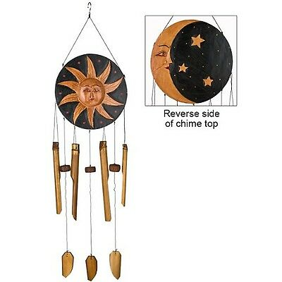 Woodstock Chimes CMCEL Celestial Bamboo Chime New