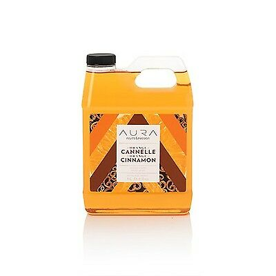 Hand Soap Refill Orange cinnamon Aura 1 l New