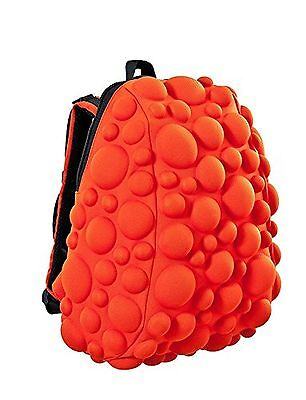Mad Pax KZ24483712 Bubble Halfpack Bag Orange Crush One Size New