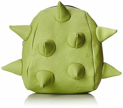 Mad Pax KZ24483318 Dinosour Lime Mighty Bite Backpack Green One Size New