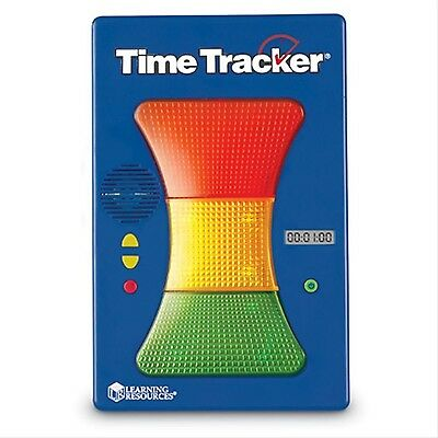 Learning Resources Magnetic Time Tracker New