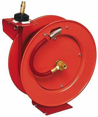 """Lincoln Lubrication 83754 50' x 1/2"""" Air Reel New"""